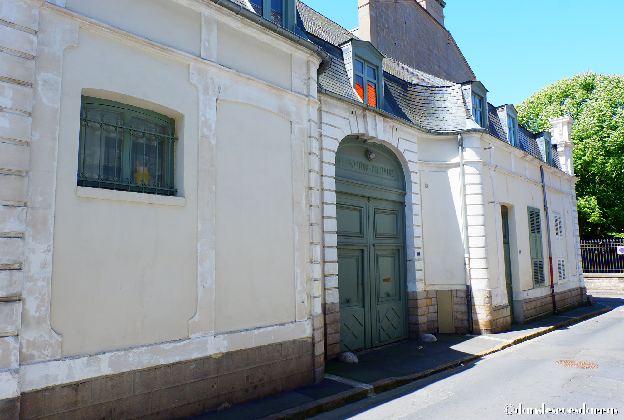 Hôtel de Lannoy - 7 rue Ernest de Lannoy - Arras (©MD - danslesruesdarras)