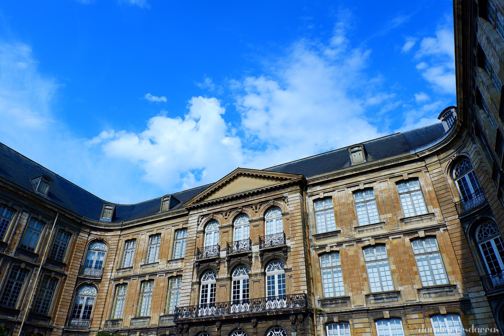 Abbaye Saint-Vaast - 22 rue Paul Doumer - Arras - (©MD - danslesruesdarras)