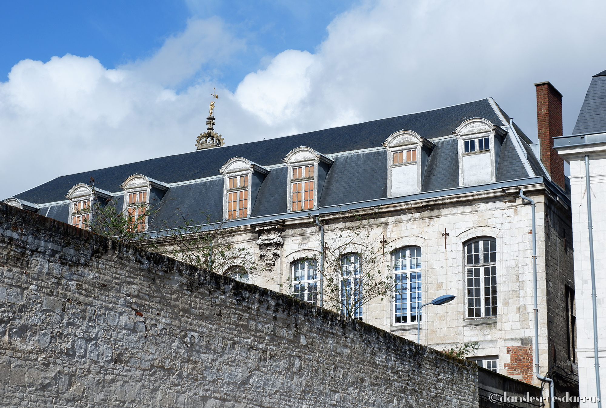 Hôtel du Gouverneur - 10 rue Emile Legrelle - Arras (©MD - danslesruesdarras)