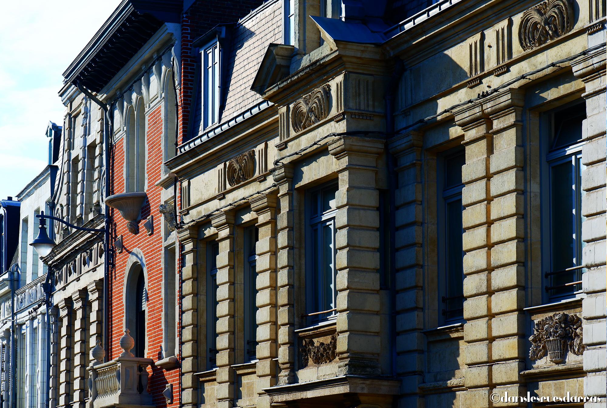 Hôtel de Hauteclocque - 2 rue des Capucins - Arras (©MD - danslesruesdarras)