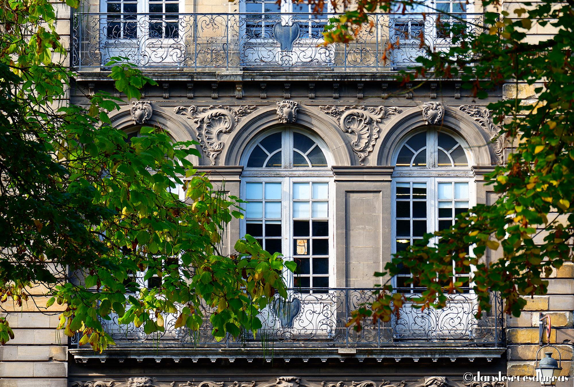 Logis de l'Abbé - Abbaye - 22 rue Paul Doumer - Arras (©MD - danslesruesdarras)
