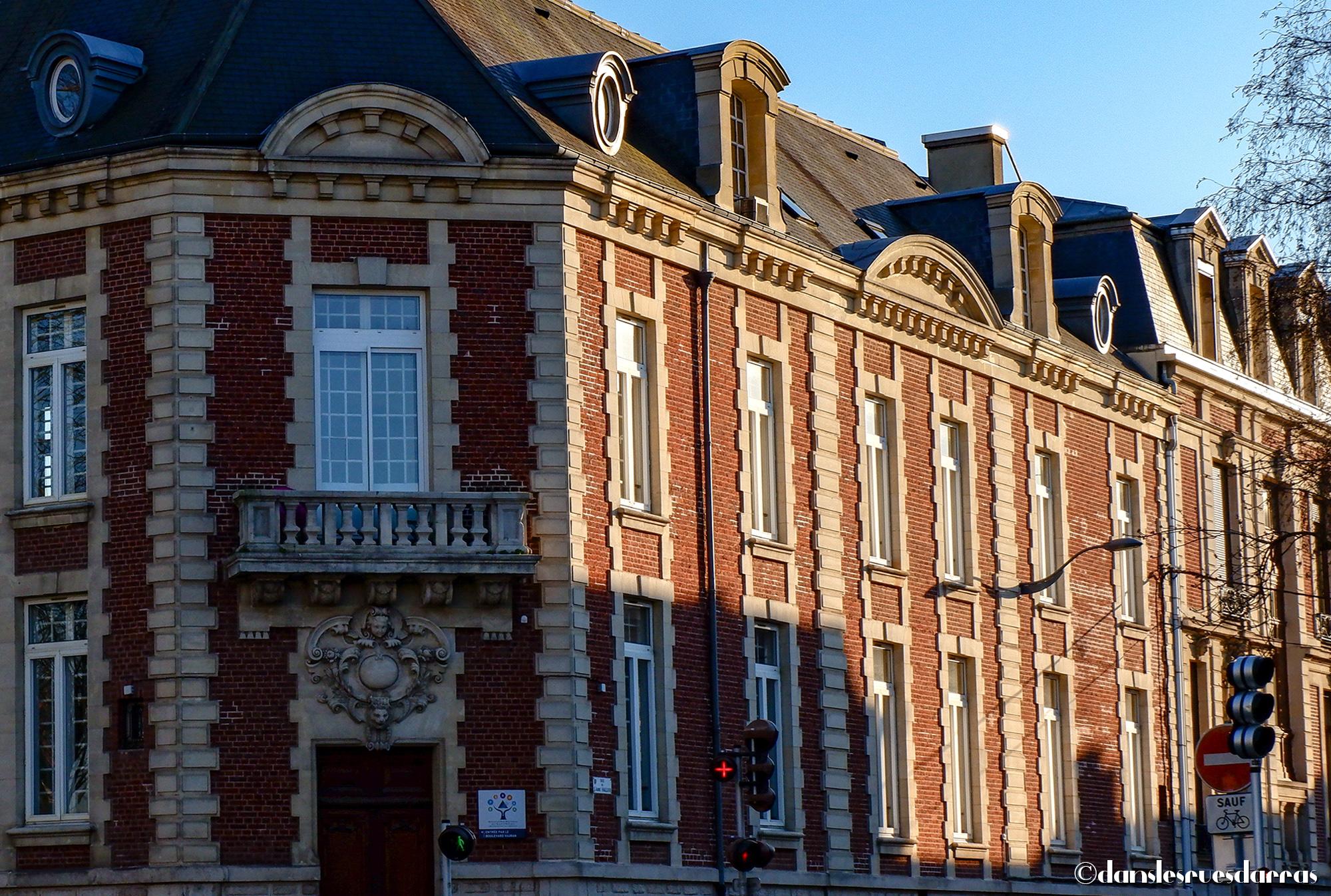 Hôtel de Couturaud - 1 rue de l'Abbé Halluin - Arras (©MD - danslesruesdarras)