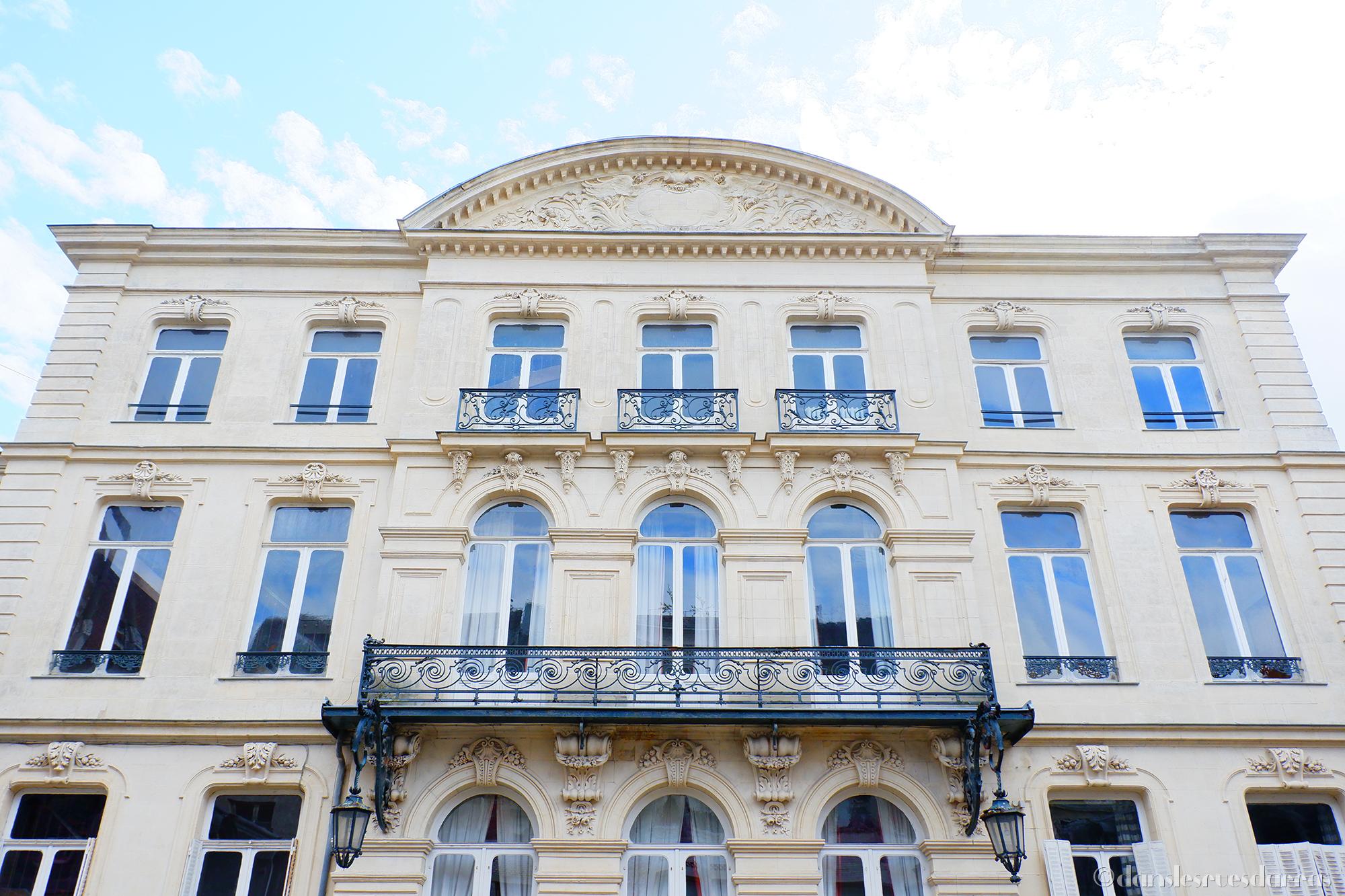 Hôtel Gomer - 1bis rue du Collège - Arras (©MD - danslesruesdarras)