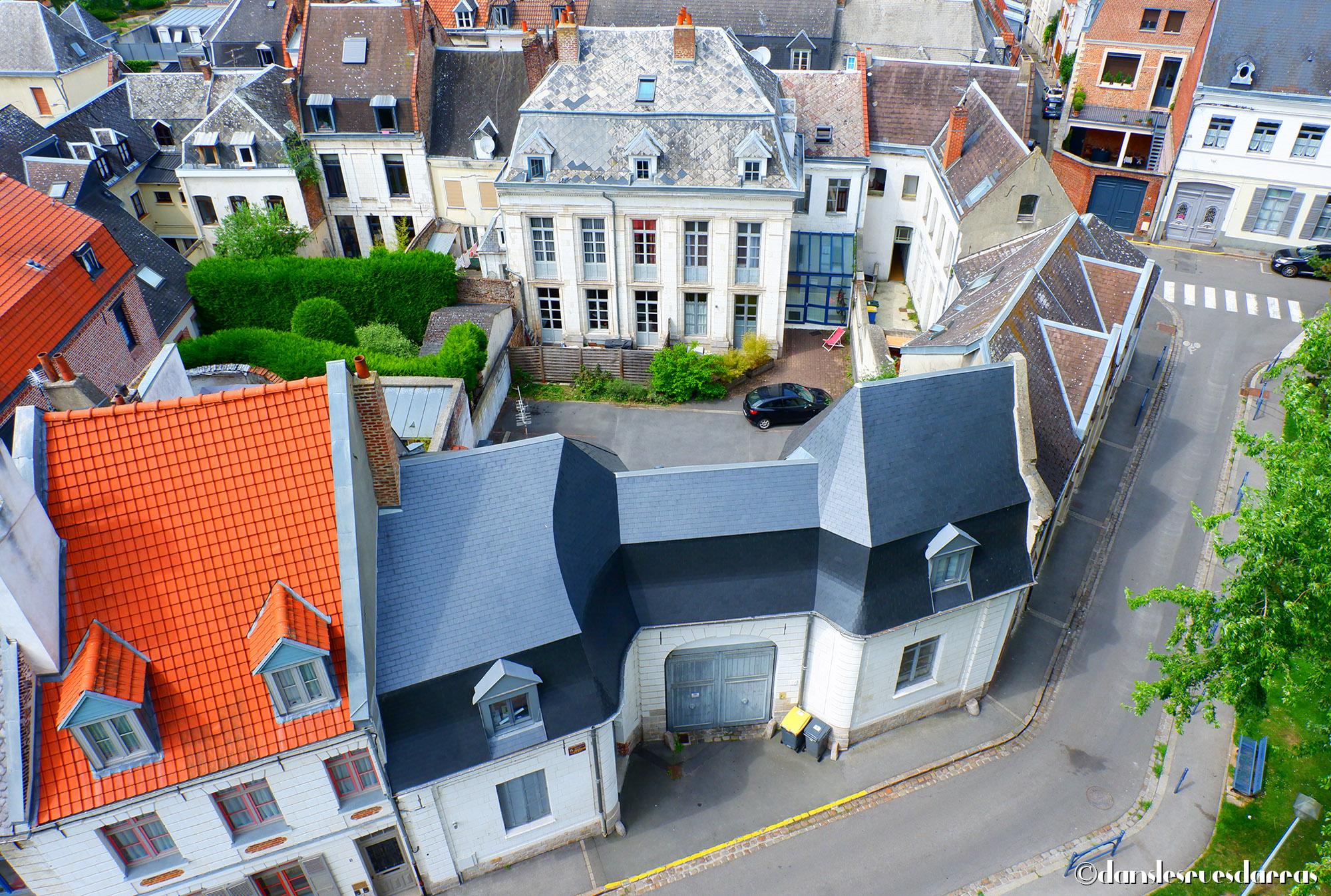 Hôtel Blocquel de Croix de Wismes - 7 rue Saint-Jacques - Arras (©MD - danslesruesdarras)