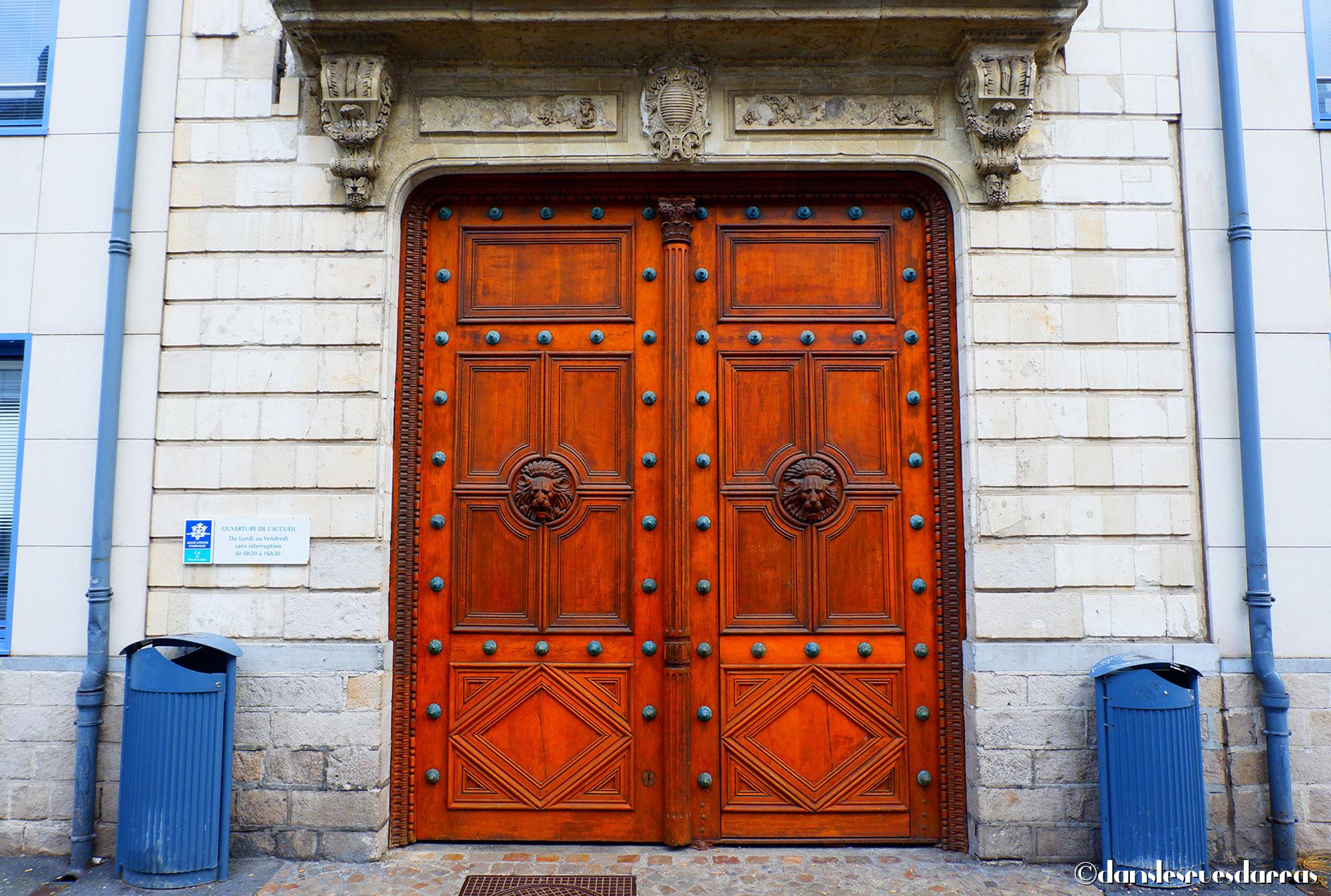 Hôtel du refuge de l'abbaye d'Arrouaise - 5 rue des Promenades - Arras (©MD - danslesruesdarras)