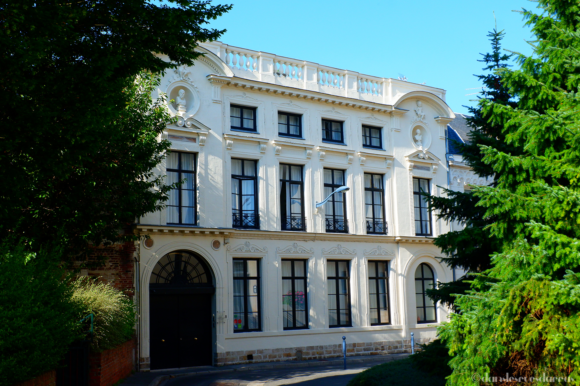 Hôtel Brunet - 8 rue du Péage - Arras (©MD - danslesruesdarras)